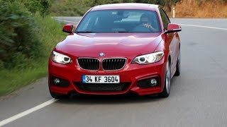 Test - BMW 220d (English)