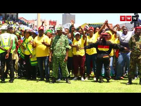 ANC names 2018 the year of renewal, unity and jobs