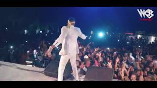 Diamond Platnumz - Live Performance at Mayotte 2018