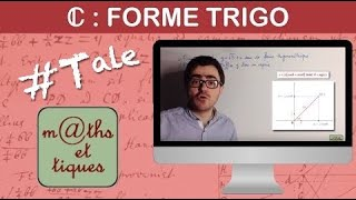 Ecrire un nombre complexe sous forme trigonométrique - Terminale