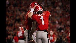 #7 Georgia Highlights Vs. Kentucky 2017 | CFB Week 12 | College Football Highlights 2017