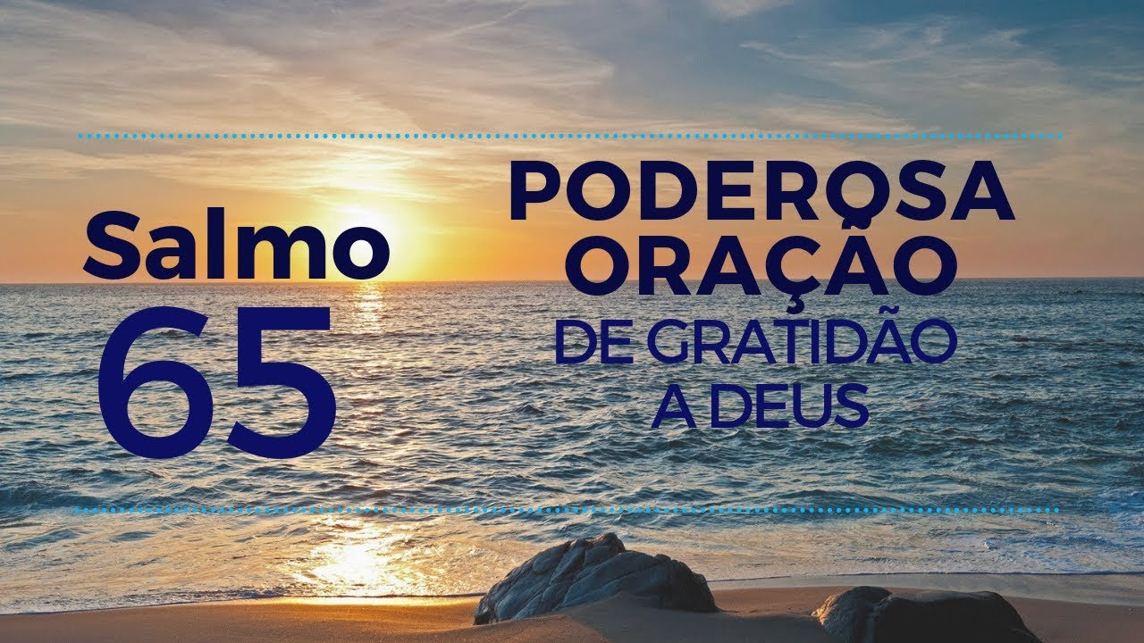 Poderosa Oração De Gratidão A Deus