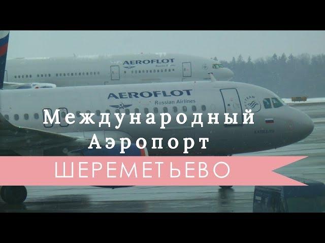 Смотреть видео Международный Аэропорт Шереметьево/ Sheremetyevo International Airport
