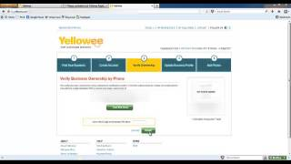 How to List Your Business on Yellowee