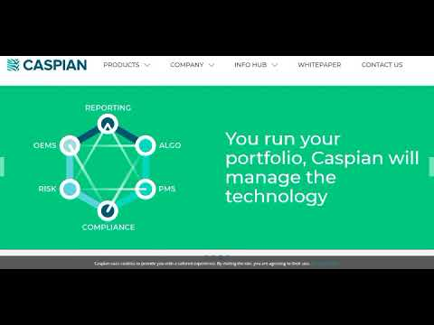 All you need to know about Caspian