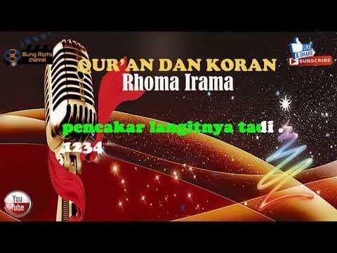 qur'an-dan-koran-|-rhoma-irama-dangdut-karaoke-tanpa-vokal