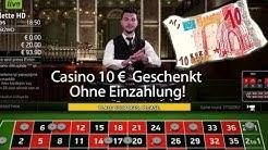 Roulette live casino - Online Casino Bonus 100 Euro erspielt