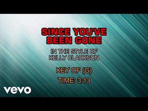 Kelly Clarkson - Since U Been Gone (Karaoke)