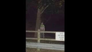 scary clown follows me home at night... (HELP)