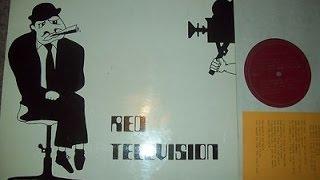 Red Television (Full Album) Mega Rare Private Quirky Acid Folk UK LP Pressing 1970`s