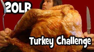 vermillionvocalists.com - Matt Stonie vs 20lb Turkey