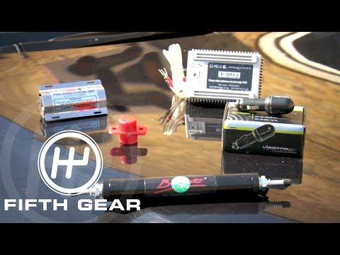 Fifth Gear: Do Fuel Saving Gadgets Work?