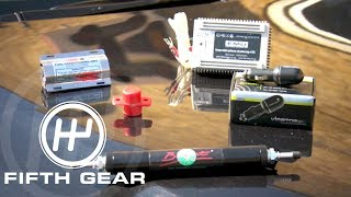 Fifth Gear Do Fuel Saving Gadgets Work смотреть