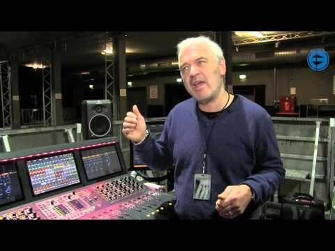 Avid S6L: On tour with Robb Allan and Massive Attack
