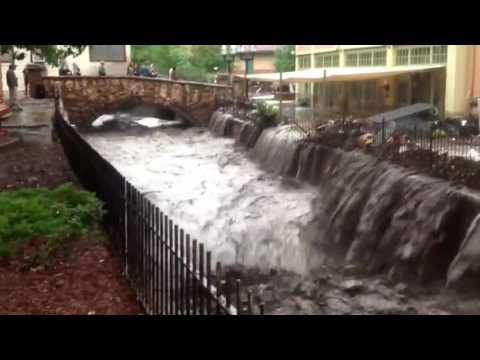 Spectacular mudslides, rock falls, flash floods and sink holes (Prt 8)