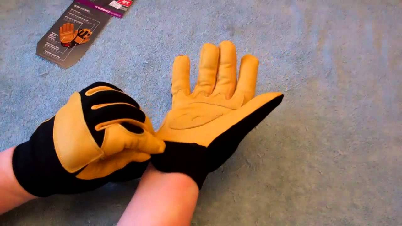Leather work gloves ace hardware - Ace Hardware Leather Work Sport And Pistol Shooters Gloves