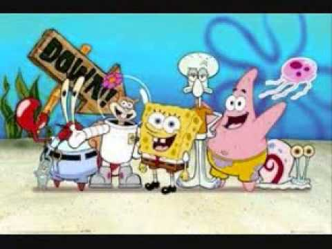Spongebob Rant Part 1