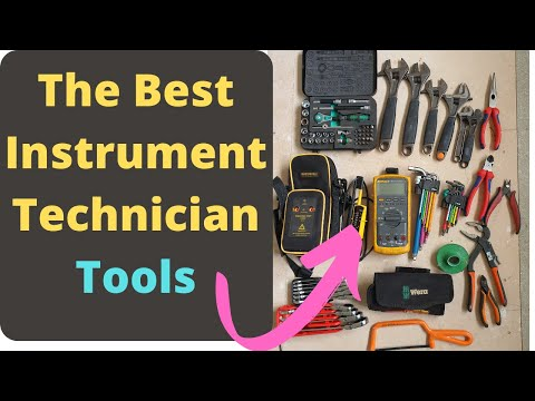 Instrument Technician Tools Kit