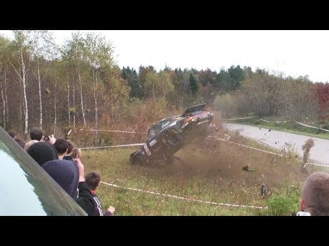 best of crashes vol 2 - 2010 - www.rallyvideo.prv.pl - dzwony kjs crash rally