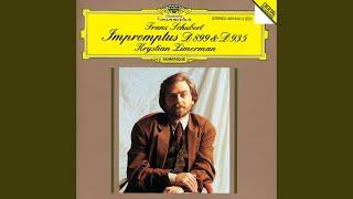 Schubert: 4 Impromptus, Op. 142, D. 935 - No. 2 in A-Flat Major: Allegretto
