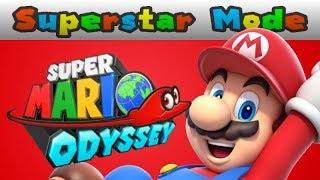 EVERYTHING is Darker Side, Superstar Mode RELEASE! (Super Mario Odyssey)