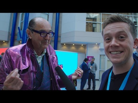 Owen Jones goes to Tory conference: 'socialism is more exciting'