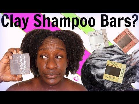 Shea Moisture Clay Shampoo Bar 1st Impression on 4c Hair: How Often Should You Wash Natural Hair?