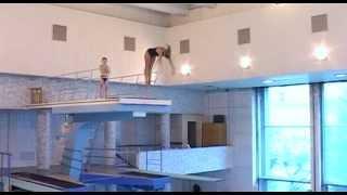Спортпланерка по прыжкам в воду.