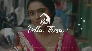 Tamil new status song