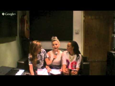 Little Mix  Japanese Live Stream 21st August 2013