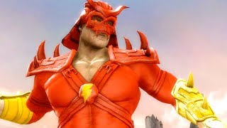 Mortal Kombat Komplete Edition - Shazam Shao Kahn & Kiro Tag Ladder 4K Gameplay Playthrough