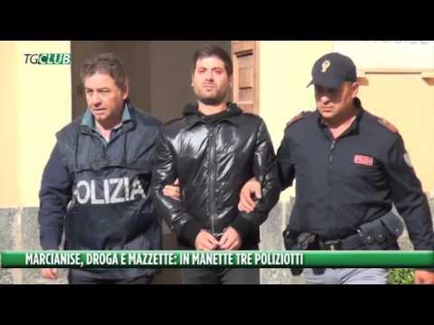 Droga e mazzette, in manette tre poliziotti di Marcianise
