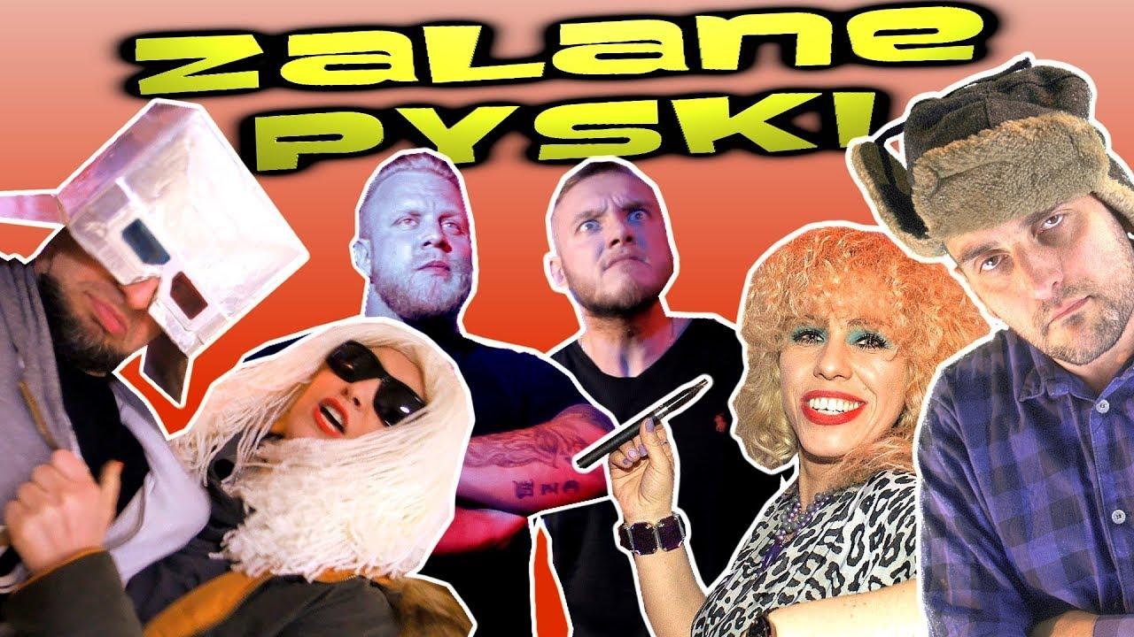 """CHWYTAK – """"ZALANE PYSKI"""" (Portugal. The Man – """"Feel It Still""""/PARODY) [ChwytakTV]"""