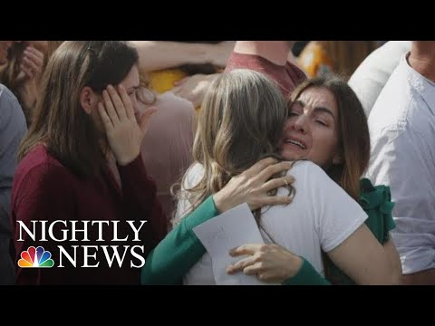 First Funerals Held For Americans Killed In Mexico Massacre | NBC Nightly News