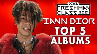 Iann Dior's Top Five Favorite Hip-Hop Albums
