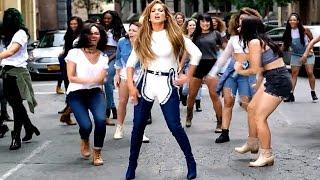 Jennifer Lopez Rocks Rihanna's Thigh High Boots in 'Ain't Your Mamma' Music Video
