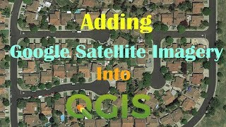 How to add google satellite image in QGIS as layer|Google Satellite Image in QGIS|Openlayers Plugin