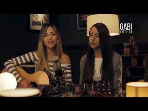 Luan Santana - Chuva de arroz (Gabi Luthai e Mari Nolasco cover)
