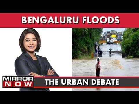 Bengaluru Rains : Has The Siddaramaiah Government Failed? I The Urban Debate With Faye D'Souza