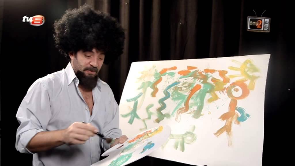 ötv2 Ressam Bob Bölüm 13 Youtube