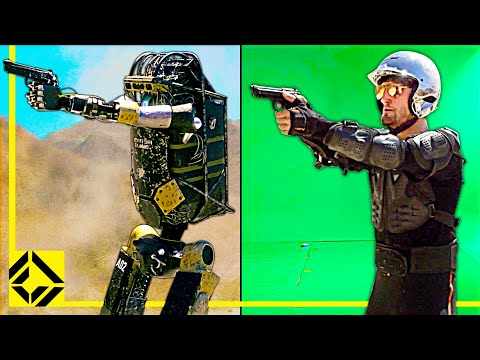 Combat Robots: VFX Before & After Reveal
