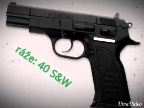 Pistole ALFA Combat 40S&W