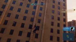 Spiderman ps4 new game plus