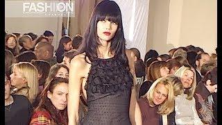 BADGLEY MISCHKA Fall 2002 2003 New York - Fashion Channel