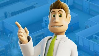 Two Point Hospital Gameplay Demo - IGN Live E3 2018
