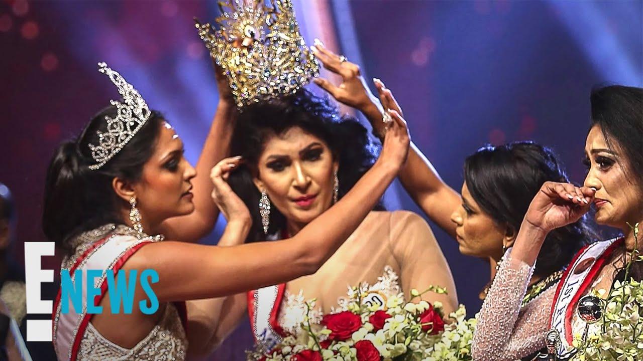 Mrs. Sri Lanka Pushpika De Silva Speaks Out After Crown Snatching News