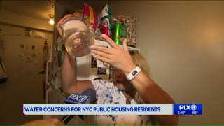 NYCHA resident in Coney Island says her water isn`t safe