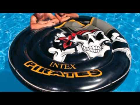 Inflatable Pirate Raft | Intex 58291EP