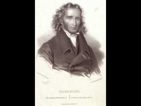 Paganini - Violin Concerto No. 1, Op. 6 - I. Allegro maestoso