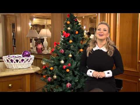 Видео, Анна Семенович - Поздравление С Новым Годом